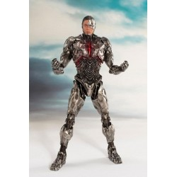 DC Justice League (Movie) ARTFX+ Statue 1/10 Cyborg (20 cm)