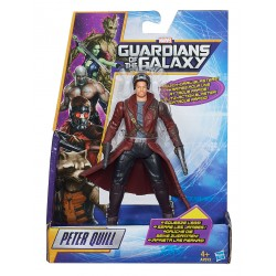 Guardians of the Galaxy Actionfigur Rapid Revealers Wave 2 Peter Quill (13 cm)