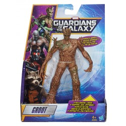 Guardians of the Galaxy Actionfigur Rapid Revealers Wave 2 Groot (13 cm)