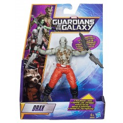 Guardians of the Galaxy Actionfigur Rapid Revealers Wave 2 Drax (13 cm)