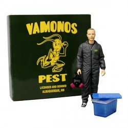 Breaking Bad Actionfigur Vamonos Pest  Jesse Pinkman NYCC Exclusive (15 cm)