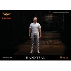 Das Schweigen der Lämmer Actionfigur 1/6 Hannibal Lecter (White Prison Uniform Ver.) (30 cm)
