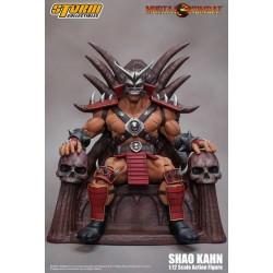 Mortal Kombat Actionfigur 1/12 Shao Kahn (20 cm)