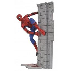 Marvel Spider-Man Homecoming Gallery PVC Statue Spider-Man (25 cm)