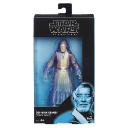 Star Wars Black Series Obi-Wan Kenobi (Force Spirit) (Exclusive) (15 cm)