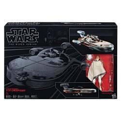 Star Wars Black Series 6-inch Fahrzeug 2017 Luke Skywalker's X-34 Landspeeder