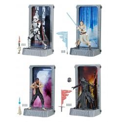 Star Wars Black Series Titanium Diecast Figuren 2017 Wave 2 mit 4 Figuren (10 cm)