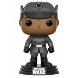 Star Wars Episode VIII POP! Vinyl Wackelkopf-Figur Finn (10 cm)