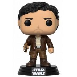 Star Wars Episode VIII POP! Vinyl Wackelkopf-Figur Poe Dameron (10 cm)