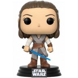 Star Wars Episode VIII POP! Vinyl Wackelkopf-Figur Rey (10 cm)