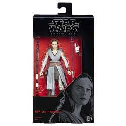 Star Wars Black Series Wave 12 Actionfigur Rey (Jedi Training) (Episode VIII) (15 cm)