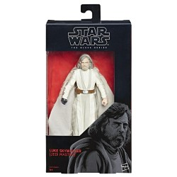 Star Wars Black Series Wave 12 Actionfigur Luke Skywalker (Jedi Master) (Episode VIII) (15 cm)