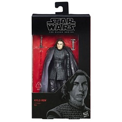 Star Wars Black Series Wave 12 Actionfigur Kylo Ren (Episode VIII) (15 cm)