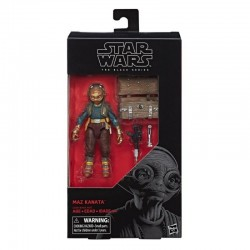 Star Wars Black Series Wave 13 Actionfigur Maz Kanata (Episode VIII) (15 cm)