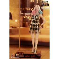 Hot Toys Suicide Squad Movie Masterpiece Actionfigur 1/6 Harley Quinn (Dancer Dress Version) (29 cm)