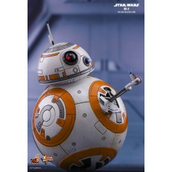 Star Wars Episode VIII Hot Toys 1/6 Movie Masterpiece Actionfigur BB-8 (11 cm)