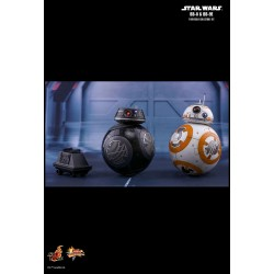 Star Wars Episode VIII Hot Toys 1/6 Movie Masterpiece Actionfiguren Doppelpack BB-8 & BB-9E (11 cm)