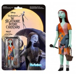 Nightmare Before Christmas ReAction Actionfigur Sally (10 cm)