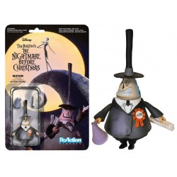 Nightmare Before Christmas ReAction Actionfigur Mayor (10 cm)