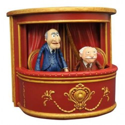The Muppets Select Serie 2 Doppelpack Statler & Waldorf with balcony