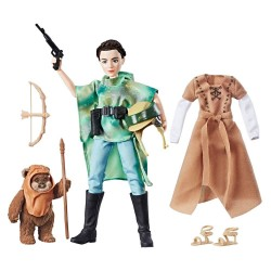 Star Wars Forces of Destiny Actionfiguren Playset Endor Adventure (28 cm)