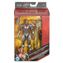 DC Multiverse Justice League Actionfigur Cyborg (15 cm)