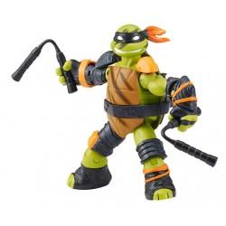 Turtles Basic Actionfigur Super Ninja Mikey (11 cm)