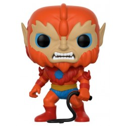 Masters of the Universe POP! Television Vinyl Figur Beast Man (10 cm)