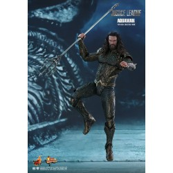 Hot Toys Justice League Movie Masterpiece Actionfigur 1/6 Aquaman (30 cm)