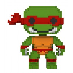 Teenage Mutant Ninja Turtles 8-Bit POP! Vinyl Figur Raphael (10 cm)