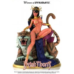 Women of Dynamite Statue Dejah Thoris by J. Scott Campbell (22 cm)