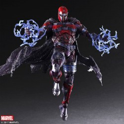 Play Arts Kai Marvel Universe Actionfigur Magneto (27 cm)