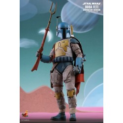 Star Wars Television Hot Toys 1/6 Masterpiece Actionfigur Boba Fett (Animation Version) (Sideshow Exclusive) (30 cm)