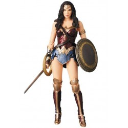 Justice League Movie MAFEX Actionfigur Wonder Woman (16 cm)