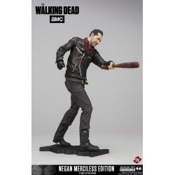 The Walking Dead TV Version Deluxe Figur Negan (Merciless Edition) (25 cm)