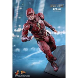 Hot Toys Justice League Movie Masterpiece Actionfigur 1/6 The Flash (30 cm)