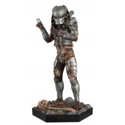 The Alien & Predator Figurine Collection Predator Masked (Predator) (13 cm)