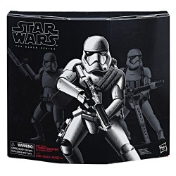 Star Wars Black Series Actionfigur First Order Stormtrooper Ultimate Set (15 cm)