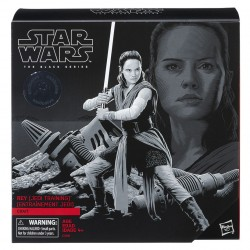 "Star Wars Black Series Episode VIII Rey (Jedi Training) 6"" (15 cm) (Exclusive Set)"