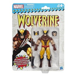 "Marvel Legends 'Super Heroes Vintage Style' Series 01 Actionfigur Wolverine 6"" (15 cm)"