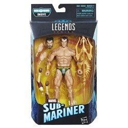 "Marvel Legends Series 01 'Black Panther' Actionfigur Sub Mariner 6"" (15 cm)"
