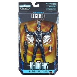 "Marvel Legends Series 01 'Black Panther' Actionfigur Black Bolt 6"" (15 cm)"