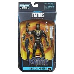 "Marvel Legends Series 01 'Black Panther' Actionfigur Erik Killmonger 6"" (15 cm)"