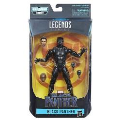 """Marvel Legends Series 01 'Black Panther' Actionfigur Black Panther 6"""" (15 cm)"""