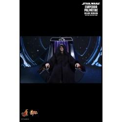 Star Wars Episode VI Movie Masterpiece Actionfigur 1/6 Emperor Palpatine (Deluxe Version) (29 cm)