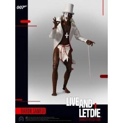 James Bond Leben und sterben lassen Collector Figure Series Actionfigur 1/6 Baron Samedi (30 cm)