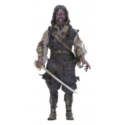 The Fog - Nebel des Grauens Retro Actionfigur Captain Blake (20 cm)