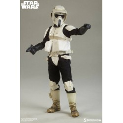 Star Wars Episode VI Sideshow Collectibles 1/6 Actionfigur Scout Trooper (30 cm)