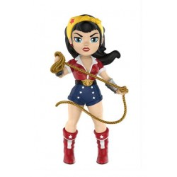 DC Comics Bombshells Rock Candy Vinyl Figur Wonder Woman (13 cm)