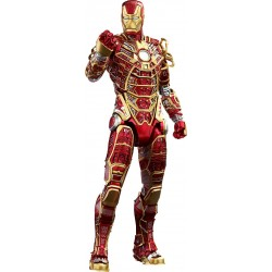 Marvel Hot Toys Iron Man 3 Movie Masterpiece 1/6 Iron Man Mark XLI Bones (Hot Toys Summer Exclusive) (30 cm)